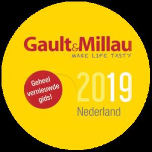 Gault & Millau vermelding